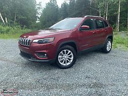 2019 Jeep Cherokee North 4x4 ***FREE Winter Tires***