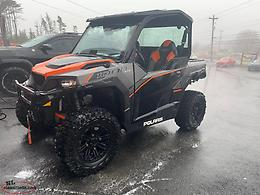 2017 POLARIS GENERAL 1000 DELUXE LOADED SEE PICS WHAT A MACHINE