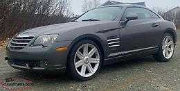 2004 Chrysler Crossfire rare car