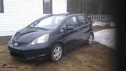 2009 Honda Fit for parts or repair make an offer