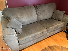Two Piece Sofa Set - For Free