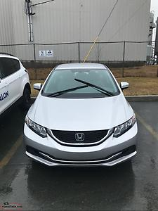 2014 Honda Civic, LOW KM !