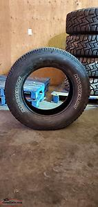 LT275/65/20 Michelin Tires