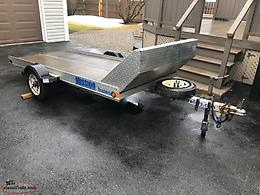 4.5' x 10' Mission Trailer