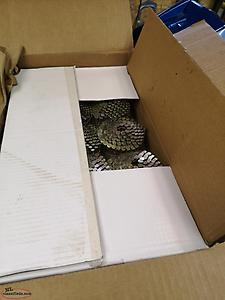 For Sale coiled roofing / sheeting nails 1 1/2""