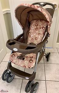 Stroller and Booster Seat for sale