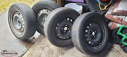 15 inch rims and tires P185/65 R15