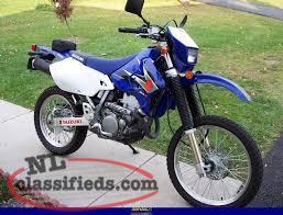 Looking for a Suzuki DRZ 400.