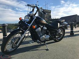 2001 Honda shadow vlx 600