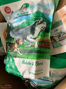 Dr. Marty Nature's Blend Dog Food