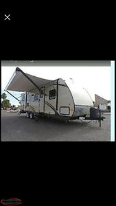 2014 Trek Lite travel trailer