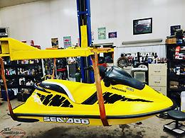 WTB seadoo parts 787, 720, etc