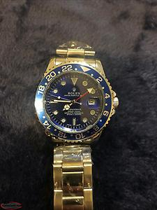 Men luxury quality watch 'new in condition'