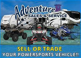 We want to buy or trade YOUR powersports vehicle!!
