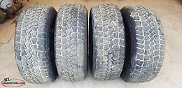 FS: 235/65R16 Tires and Rims