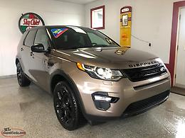 2016 LANDROVER DISCOVERY HSE LUXURY --- (ONLY 55,000 KILOMETERS)