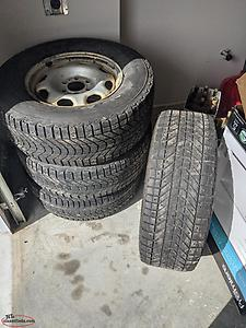 f150 265/70/r17 tires and rims