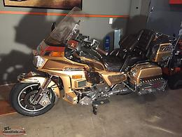 1985 Limited Edition Gold Wing