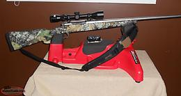 Savage Axis XP Camo / Stainless Steel 308