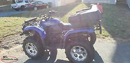 WTB Yamaha Grizzly 660