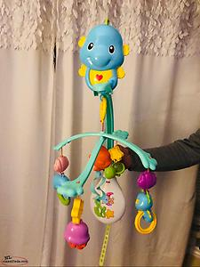 Fisher Price Musical Crib Mobile For Sale