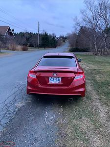 2012 civic si INSPECTED