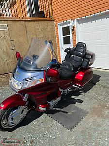 For sale 2000 Honda Goldwing 1500