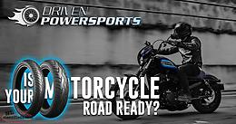 Is Your Motorcycle Road Ready?