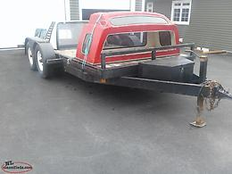 Pickup sleeper for 70 s 80 s chevy