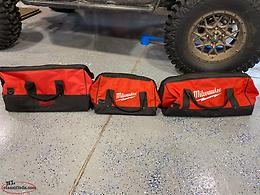 Milwaukee bags and cases