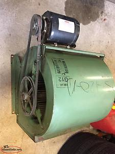 Furnace Fan And Motor