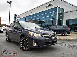 2017 Subaru Crosstrek Touring Pkg 5sp
