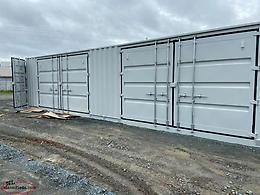 40 ft Multiple Entrance Containor