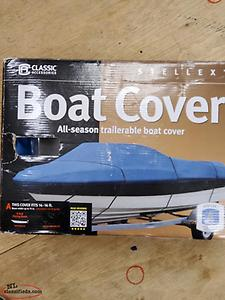Boat Cover 14 - 16 ft