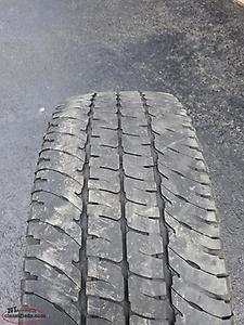 Michelin LT tires