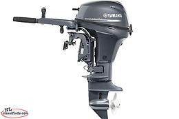 SIZES IN STOCK!! YAMAHA PORTABLE OUTBOARD MOTORS - F2.5, F4, F6, F8, F9, & F15