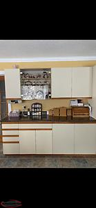 Full Set of Kitchen Cabinets For Sale