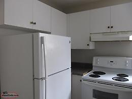 two bedroom apartment East End available May 1, 2021.