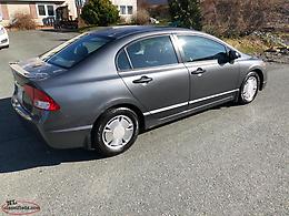 2009 Honda Civic Sedan DX-G 1.8L