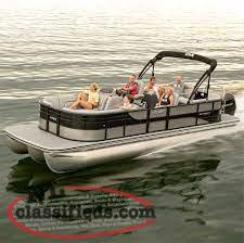 Wanted: Pontoon Boat