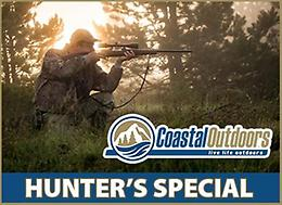 HUNTERS SPECIAL! Great Deals!