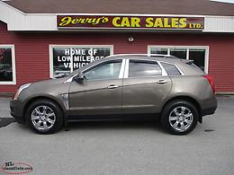 2016 Cadillac SRX AWD Luxury Collection 38 kms $219 B/W