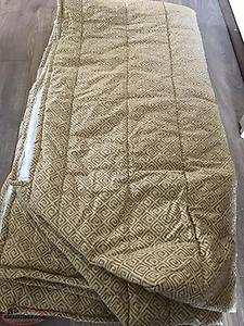 Bedspread for RV Queen Mattress
