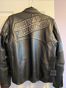 Brand new authentic Harley Davidson leather Jacket