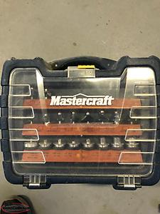 Mastercraft Router & Bits for sale