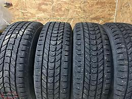 Ram LT265/70R17 Winter Tires and Rims
