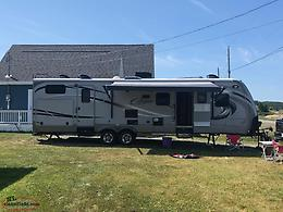 2013 Cougar High Country 329TSB