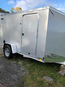 2020 Lightning Enclosed Trailer