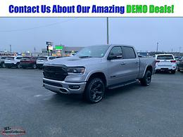 ***DEMO*** 2021 Ram 1500 Laramie Night Edition 4x4
