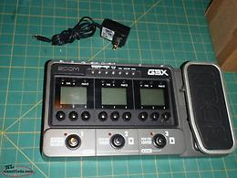 zoom g3x multi effects pedal